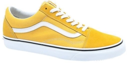 Yellow Vans Old Skool Sk8 Low Sneakers