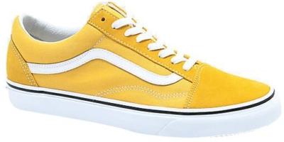 Yellow Vans Old Skool Sk8 Low Sneakers